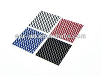 Custom Designed Carbon Fiber Veneers For Head Band Hair Band