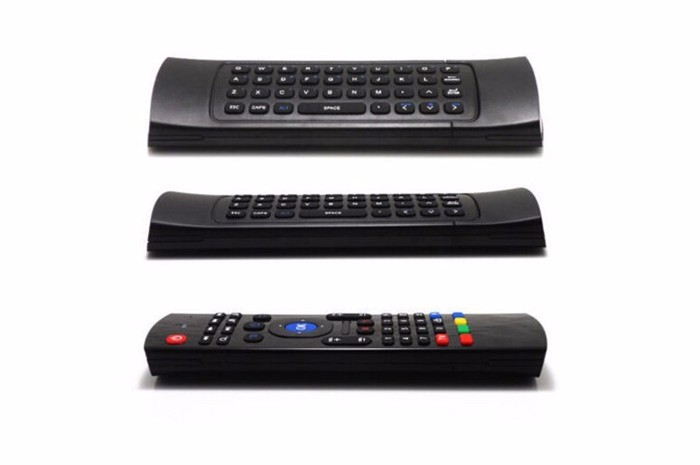 MX3 remote control 2.4G Wireless Air Mouse Fly Keyboard with IR Learning Function for Android TV Box/IPTV/Smart TV