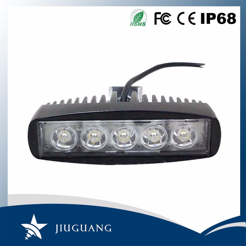 15W IP67 motorcycle led driving lights