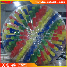 hot sale nuclear globe inflatable ball hot inflatable water sport inflatable body water zorb ball