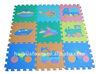intellect promoting baby foam jigsaw puzzle mat HT-M040