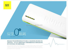 super slim 5000 mah mobile power bank