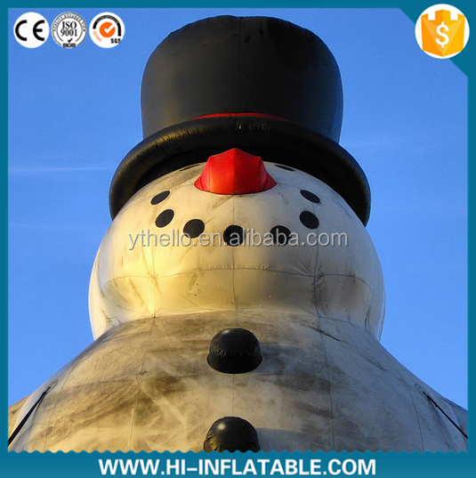 Good quality giant Christmas inflatable snowman for christmas decoration