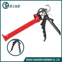 aluminum caulking gun tools used for building construction