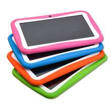 "Kids Tablet 7"" Android 4.4 Dual Core WiFi Handheld Laptop for Children UK"