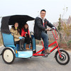 500W 48V battery operated auto rickshaw