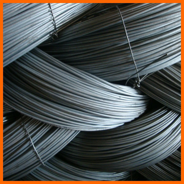 building material gi wire/gi iron rod
