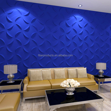 Lucid and lively bedroom decor 3d wallpapers