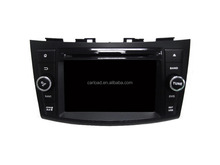 7in Special in dash car dvd for suzuki swift 2 din Wince car gps with dvd, bt, usb, Radio, analog tv, steering wheel control