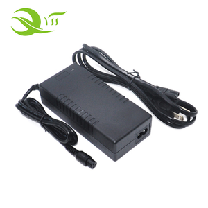 DC 29.4v 2Amp li-ion lipo battery charger 29.4v 2a electric bike scooter battery adapter