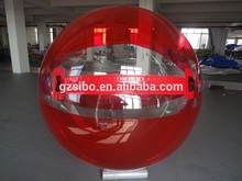 adult bumper inflatable ball with led light