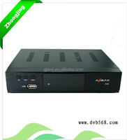 Set top box satellite combo iptv FTA digital receiver wireless iks router for satellite receiver