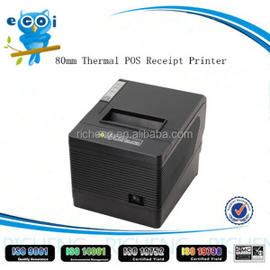 80mm thermal receipt printer POS Receipt Printer