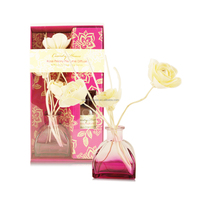 Country House Rose Peony rattan aroma reed diffuser