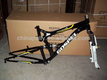 26 inch steel mountain bike frame