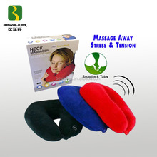 Wholesale Battery Operated Vibrating Massage Neck Pillow