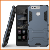Hybrid robot armor shockproof case for huawei p9