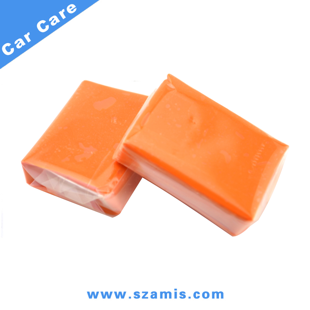 China Car Wash Products for Sale Auto Detailing Claybar Kits Supplier Wholesale Nano Super Car Care and Cleaning Magic Clay Bar