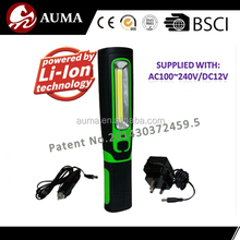 AM-7712 LED rechargeabe d'inspection automobile lampe led travail lumière