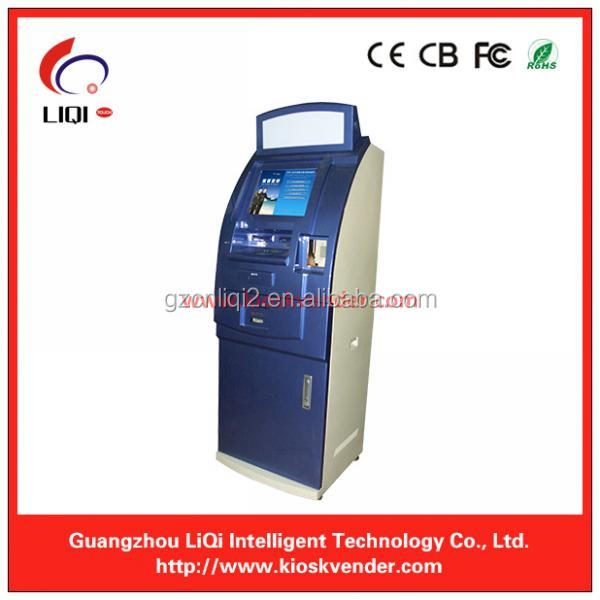 2016 New ATM Payment Terminal,Payment Terminal ATM Kiosk,ATM Machine