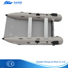 china high mini speed exciting inflatable catamaran fishing boat