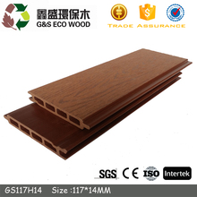 Cheap price wood plastic wpc exterior wall cladding