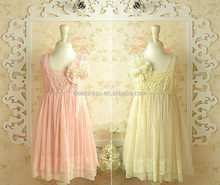 2016 bridesmaid dress wedding flowergirl dress