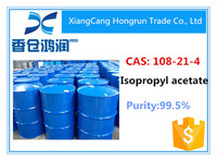 99.5%Good Price High Quality Isopropyl acetate (CAS: 108-21-4)