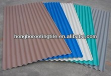 plastic upvc heat insulation roofing sheet