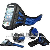 for iPhone 4 4s Waterproof Sports Arm Holder Case Cover Cell Phone Armband Case