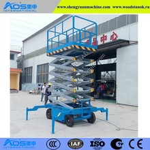 China New Type mini scissor lift table with different models