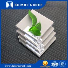 building material decorative plywood board plastic template material beam