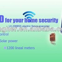 Military High Security Electric Fence Alarm