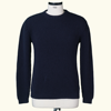 New!!! ODM Top Brand Young Man Wool Blend Knitwear Men