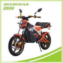 2015 Hot Sell colorful Fashionable Design Powerful Motor 48V 800W /60V 1200W Electricas Adult Electric Motorcycle