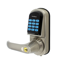 Home Security Keyless Rfid Key Card Hotel Digital Door Lock