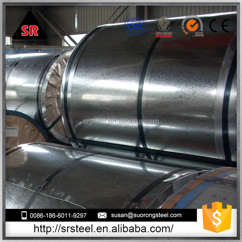 Hot sale product secondary galvanized steel coil