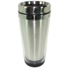 Wholesale 16oz stainless steel tumbler with photo paper | Custom Printed Travel Mugs | Personalized Paper Insert Travel Mugs