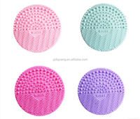 Amazon Hot Sale High Quality Silicone Makeup Brush Cleaner For Cosmetic Brush