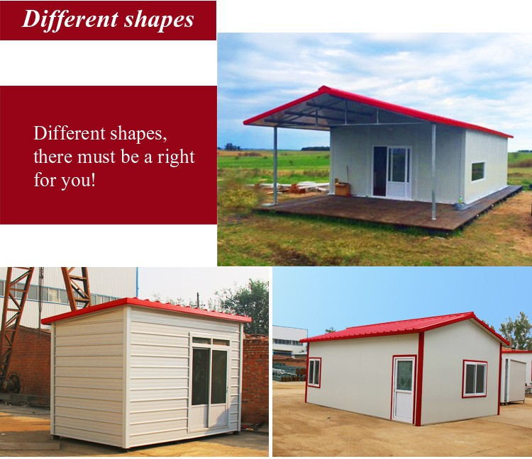 China very cheap fully furnished prefab house modular home for Extremely cheap houses