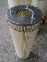 JTCCO pp melt blown dust filter cartridge ,5 micron spun polypropylene filter cartridge,stainless steel filter cartridge