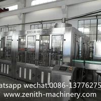 Perfect Automatic Mineral Water Divining Bottling