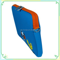 Popular customized fashion cheap neoprene laptop computer bag