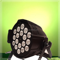 18x15w rgbw 4in1/5in1/6in1 Led Par Light /Led Par 64
