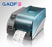 postek waterproof barcode label printer for label with Thermal sensitive resistance POSTEK-Q8/300 Desktop China supplier