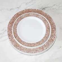 lace plastic <strong>plates</strong> for party and wedding