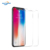 2.5d mobile cell phone 9h tempered glass clear screen protector for iphone x