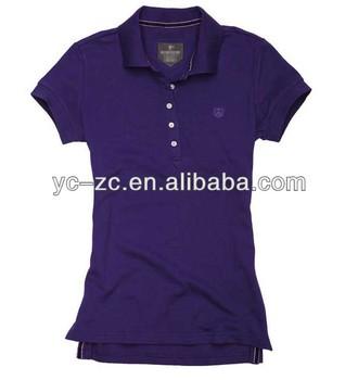 Fashion young women design cute polo t shirt unbranded for Cute polo shirts for women