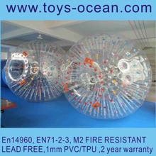 Outdoor toys ball inflatable zorb ball inflatable balls ride