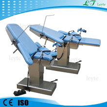 LTOB001 medical CE portable gynecological exam table